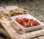 Salade van gegrilde tomaatjes