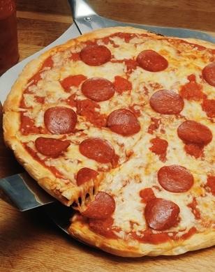 Chili, pizza en ander pittig voedsel