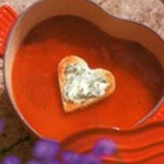 Valentijnssoep