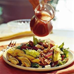 Salade dressing basis