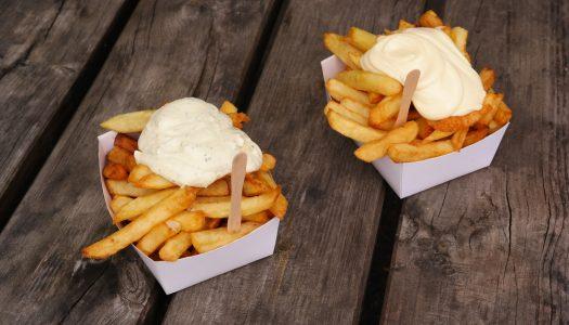 Hoe bak ik Vlaamse friet