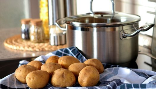 Hoe kook ik aardappels