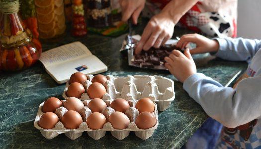 Hoe kook ik eieren
