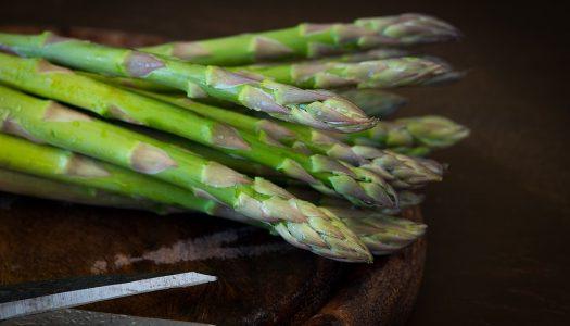 Hoe kook ik groene asperges