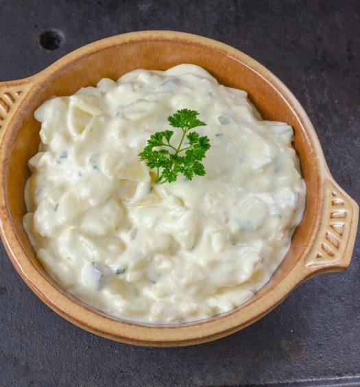 mayonaise maken