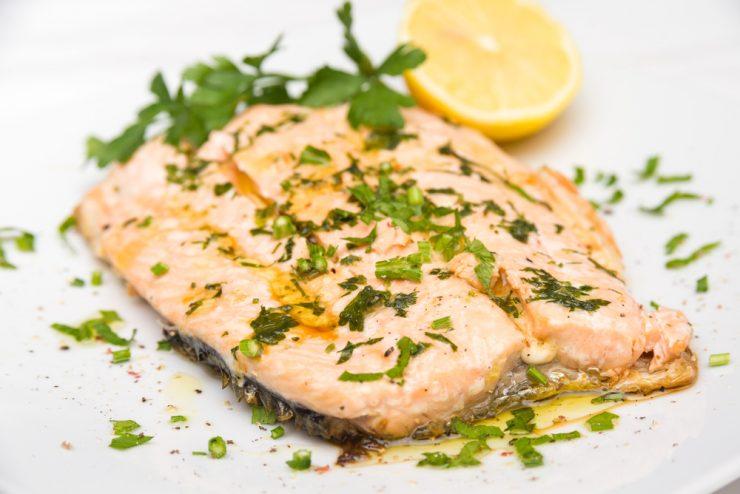 Gepocheerde vis
