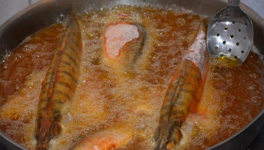 Hoe moet ik vis bakken