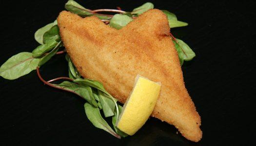 Hoe moet ik vis frituren