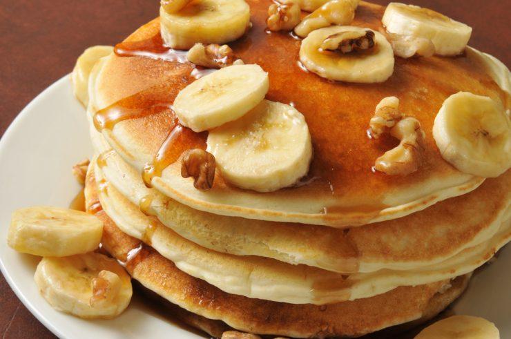 Bananen pannenkoeken recept