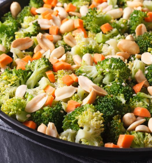 Broccoli noten mix