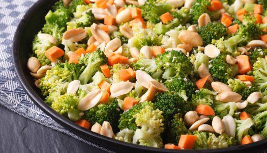 Broccoli noten mix