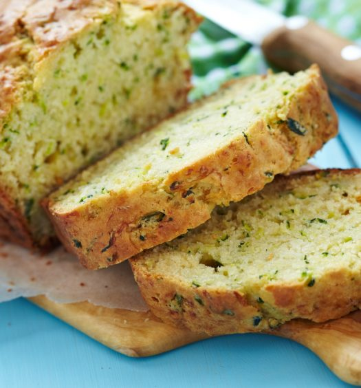 Courgettebrood recept