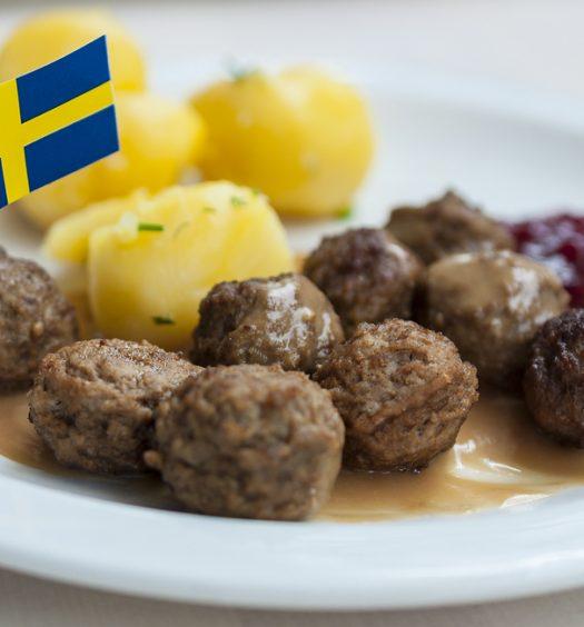 Zweedse gehaktballetjes