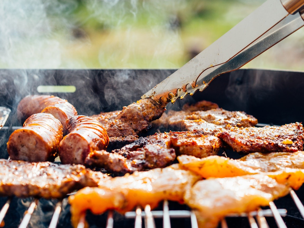 vleesgerechten BBQ