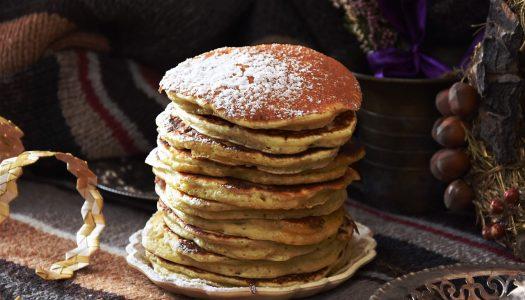Recept voor overheerlijke 'fluffy pancakes'