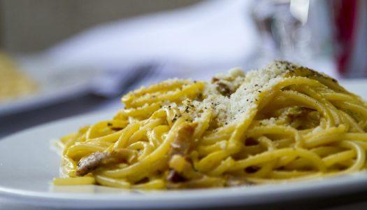 Het recept van de klassieke spaghetti Carbonara!
