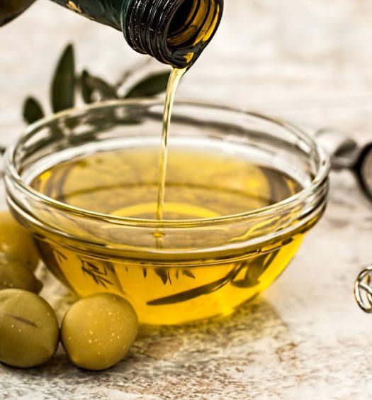 olijfolie-bakken