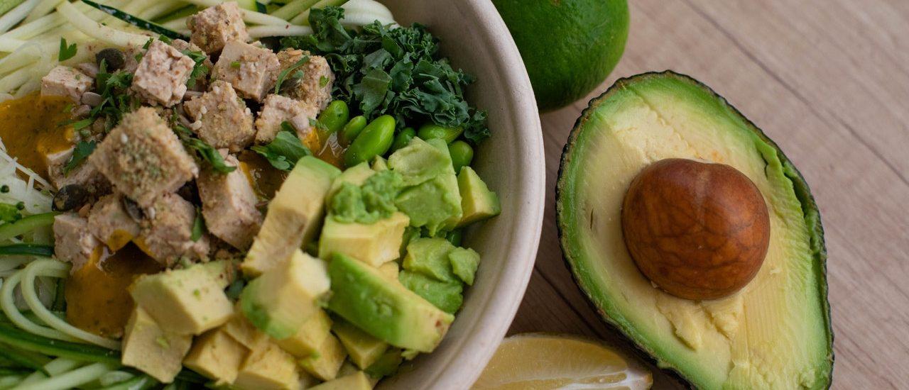 avocado-gerechten