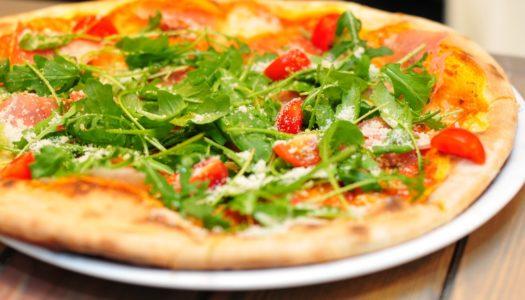 Een vegetarische pizza maken doe je zo!