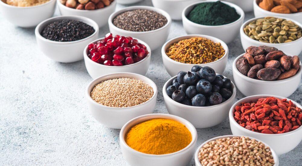 Recepten tips met superfoods