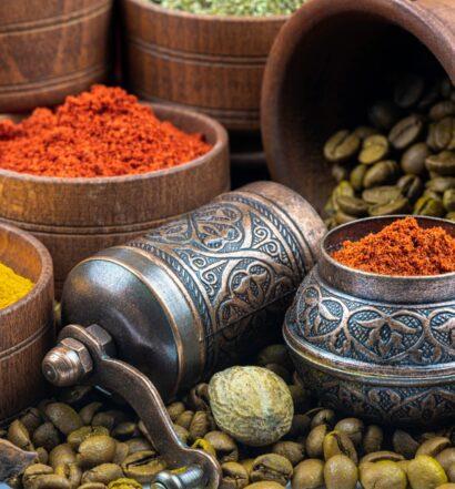 Gezondheidsvoordelen van kruiden en specerijen